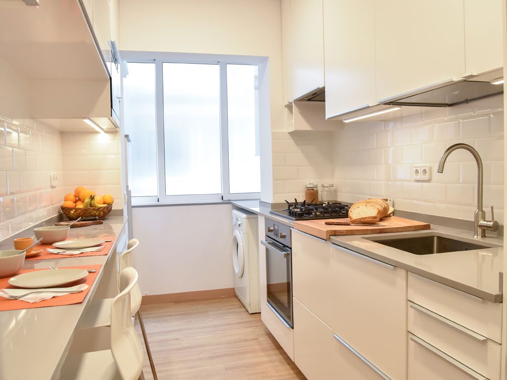Kitchen in C/ Alcalde de Mostoles