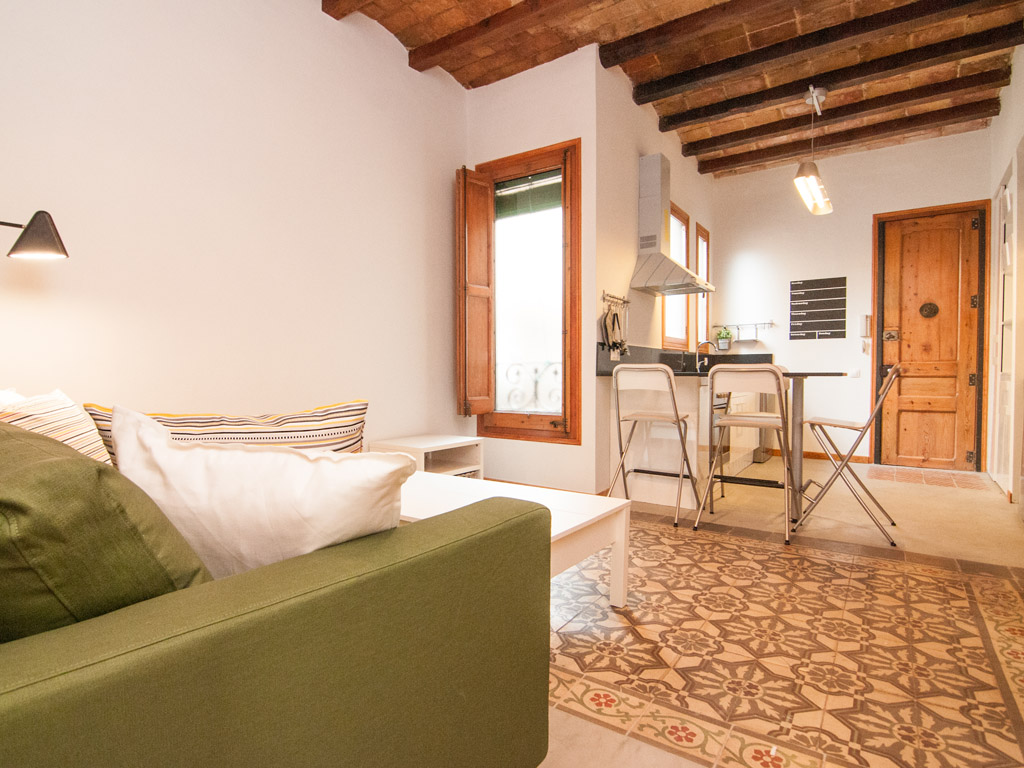 Flat for rent in Sants