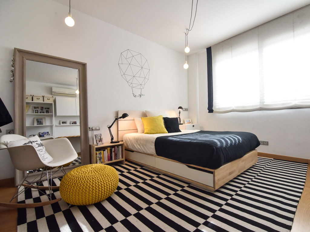 Youth bedroom in Sabadell