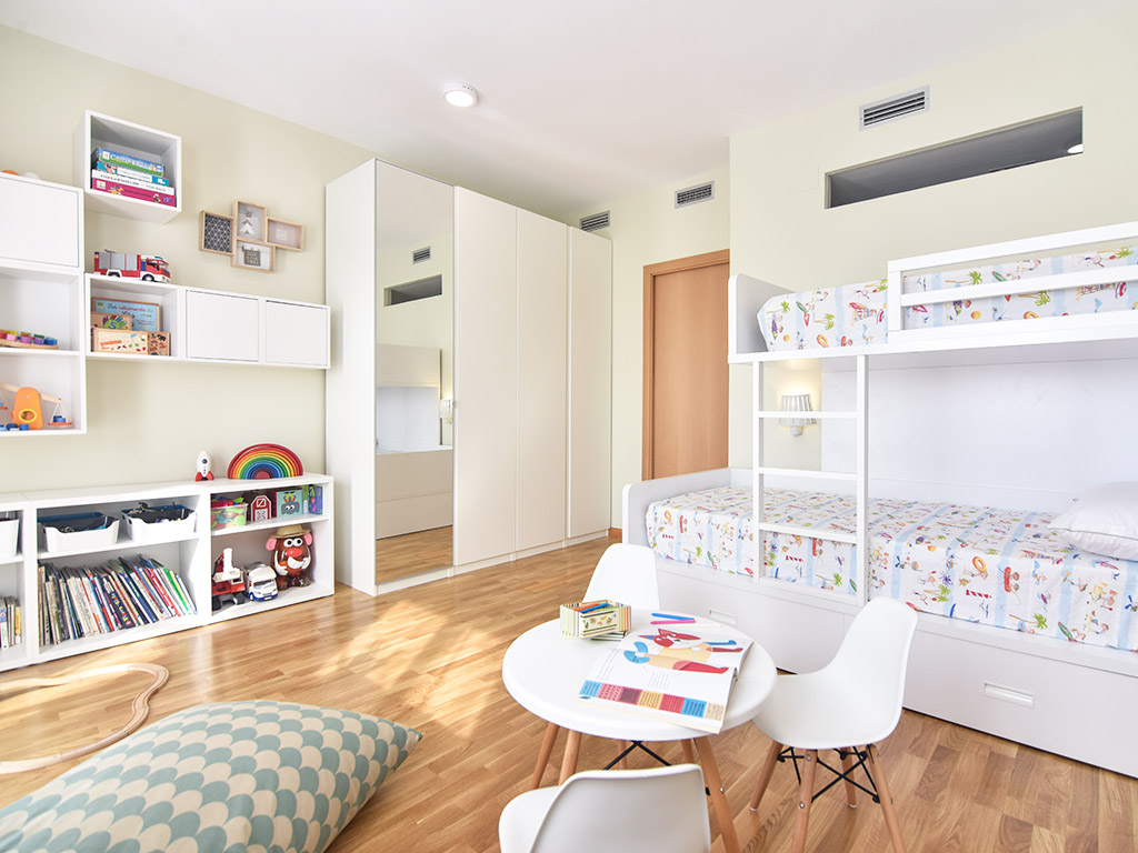 Kids bedroom in Diagonal