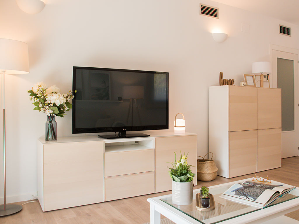 NEW! Flat in C/  Lola Anglada – Sitges