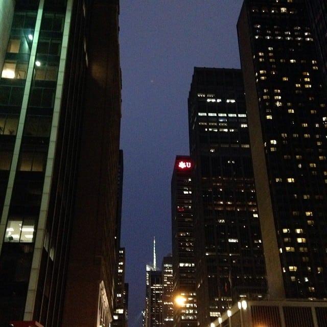 Ayyy maravilloso #jetlag!  #nyc #escapada #madrugada