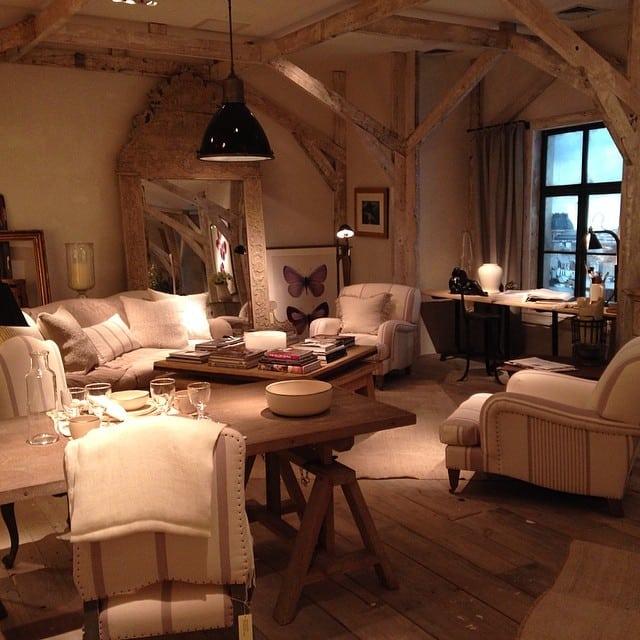 ¡Qué preciosidad! Descubriendo los maravillosos muebles y accesorios para el hogar de #RalphLauren. #NYC #MadisonAvenue