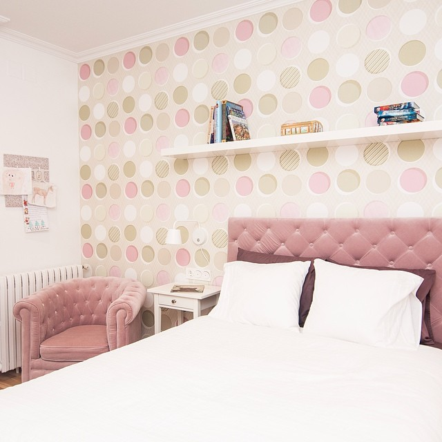 Dormitorio juvenil en el #proyectoViladecans por @iloftyou