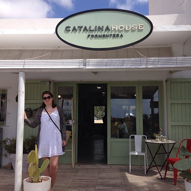Nuestra tienda favorita en #Formentera! #CatalinaHouse, no os la podéis perder!!