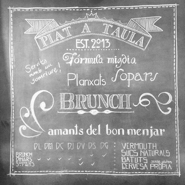 Hoy hemos disfrutado de un fantástico brunch en el restaurante #somewherecafe de Sant Cugat! Qué monooo! ️