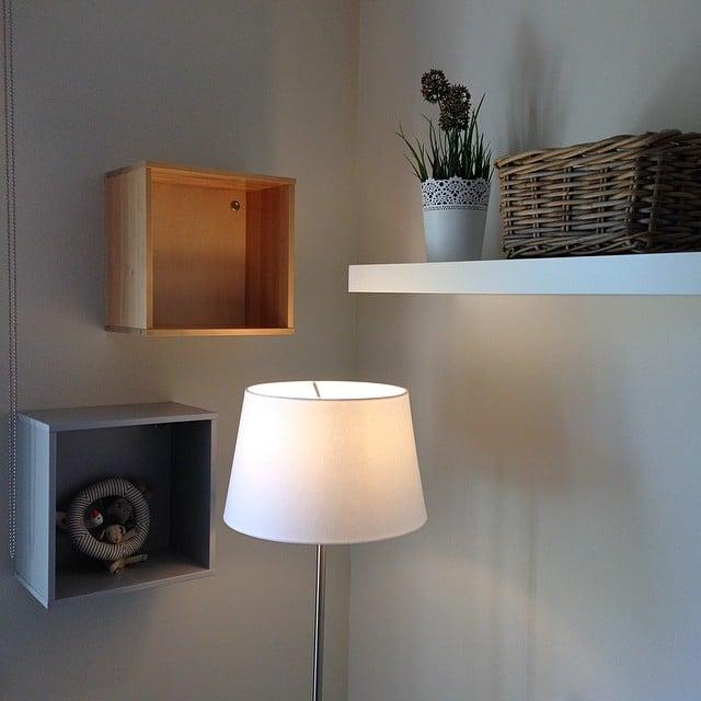 Os muestro un rinconcito del dormitorio de Clara  #proyectobonanova2 #iloftyou #interiordesign #interiorismo #lowcost