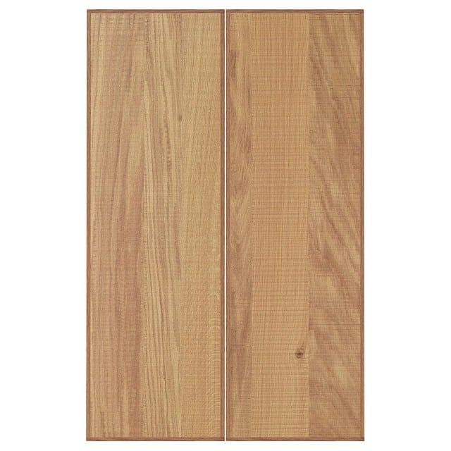 Hoy toca terminar la #cocinalagarriga. Está quedando preciosa, hemos utilizado el acabado en madera #Hyttan de #ikea. #ikeakitchen #lowcost #interiordesign #interiorismo