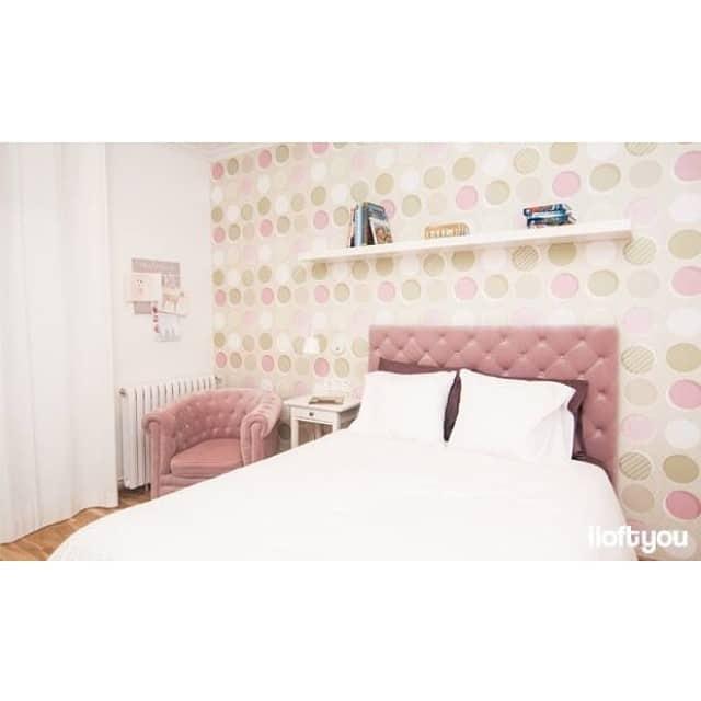 ¡Las fotos del #proyectoViladecans ya están online! ¡En facebook o en la web! www.iloftyou.es@_maisonsdumonde #ikea #bedroom #dormitorio #juvenil #niña @lookerphotography