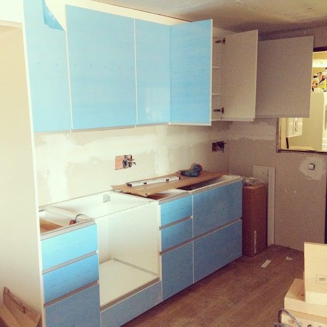 #Makingof de la #cocinaSantCugat  por @iloftyou #ikea #interiorismo #interiordesign #kitchen #newproject #cocina