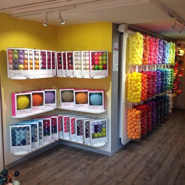 ¡Notícia! Han abierto una tienda de guirnaldas personalizables @lacasedecousinpaul en Playa de Aro
