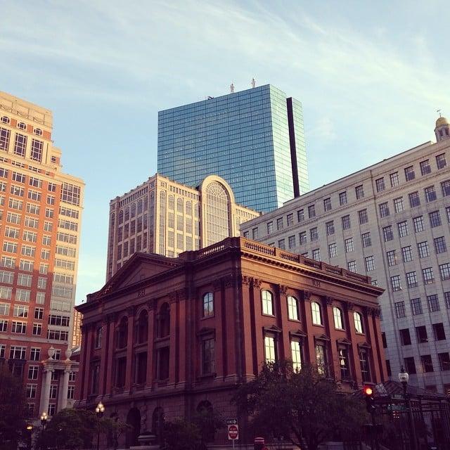 @iloftyou se ha escapado unos días a #Boston! Iremos posteando cositas chulas que nos encontremos por aqui!