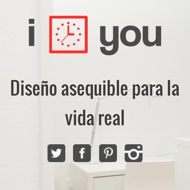 ¡Estamos optimizando nuestra web para que la podáis disfrutar correctamente desde vuestros ipad/iphone/mac! www.iloftyou.es