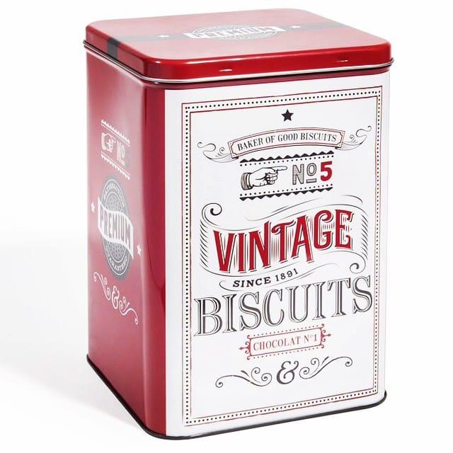 Encontraréis cajas vintage de galletas y cereales así de monas en @_maisonsdumonde! Nosotras las colocaremos en la cocina del #proyectoRocBoronat