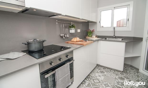 Reforma cocina low cost