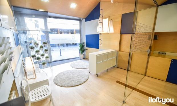 entrada-oficinas-interiorismo